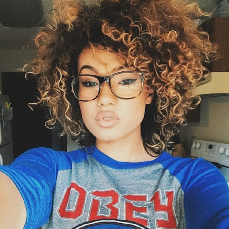Badchix Everyone loves cute girls with glasses 9