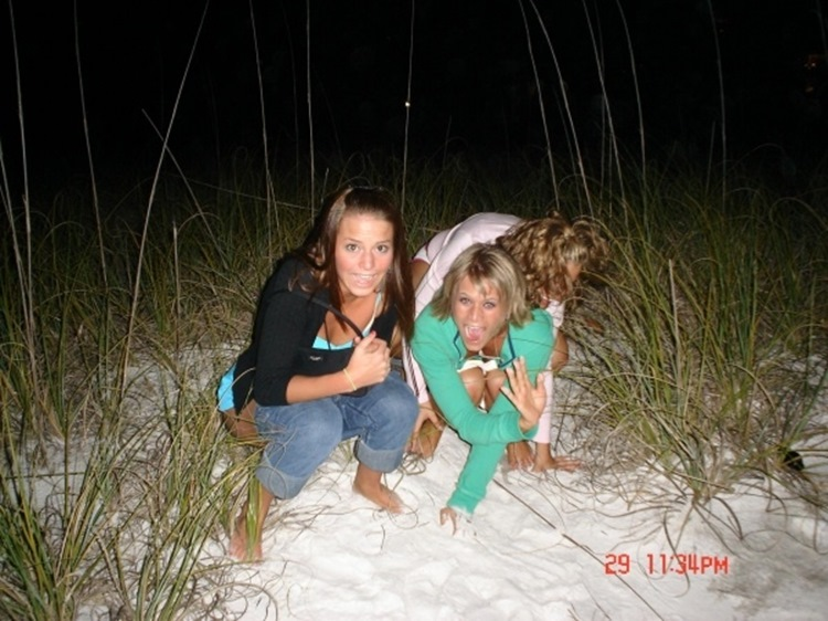 Drunk College Girls in the Wild 37