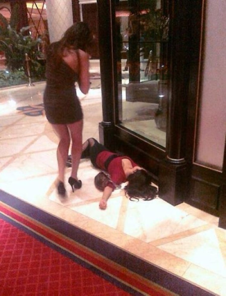 Badchix At College you can be Wasted without questions asked! 18