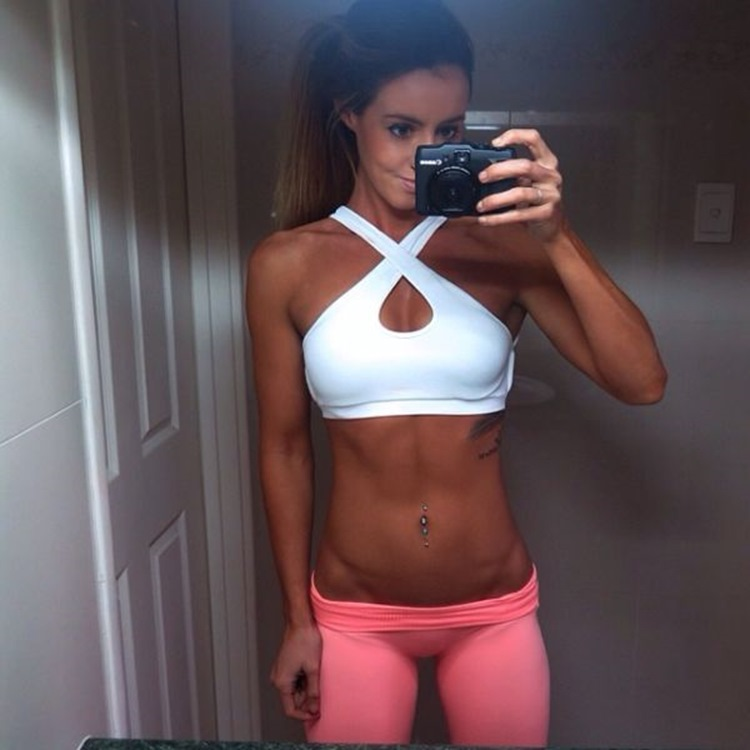 Badchix Some Tight Yoga Shorts you have to Check out 2