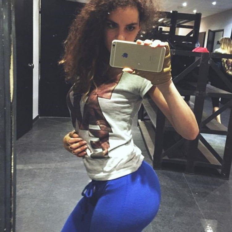 Badchix Some Tight Yoga Shorts you have to Check out 21