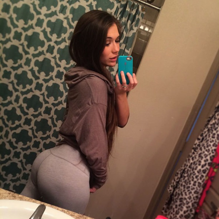 Badchix Some Tight Yoga Shorts you have to Check out 23