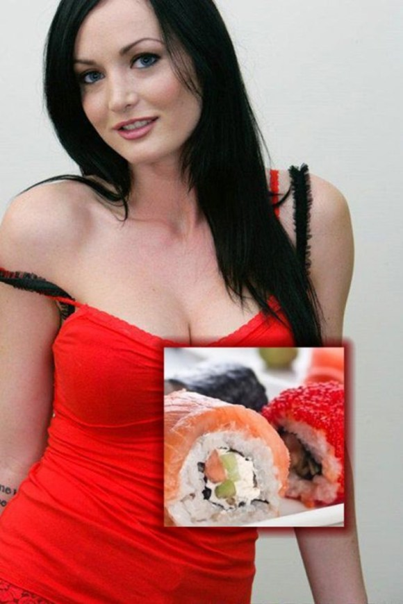 Favortite Foods of Porn Stars 14