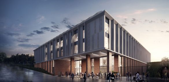 Planned new Life Sciences building 'axed'