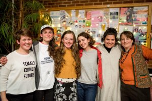 SU Election coverage – Dead Slate: all women elected for third consecutive year at Sussex