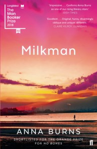 Milkman – the novel of the year?