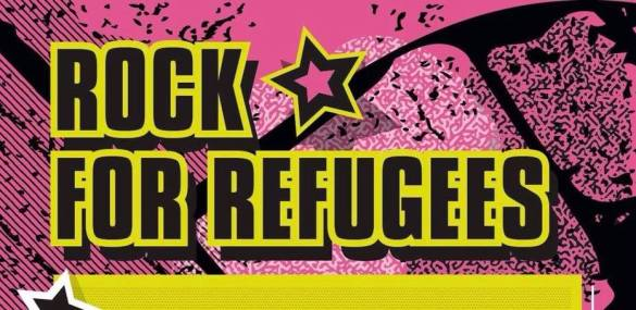 Rock for Refugees Review: Bands Rock Out for Change