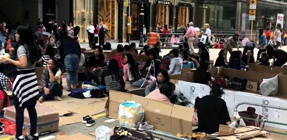 FDHs: Hong Kong's most vulnerable demographic?