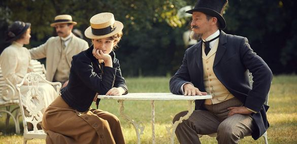 Keira Knightley rewrites gender in Colette