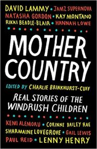 Charlie Brinkhurst-Cuff turns to editing with new anthology Mother Country