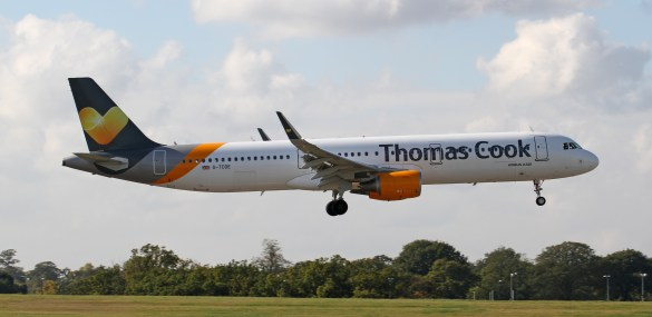 Crop top unfit to fly on Thomas Cook