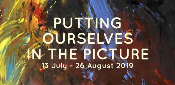 Put Yourself in the Picture at Fabrica Gallery this August