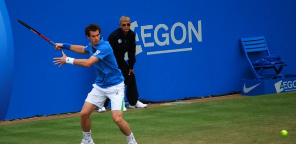 Andy  Murray is back! (Nearly)