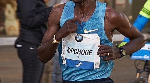 First Man To Run a Marathon Under Two Hours