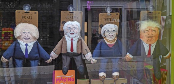 Let's vote for manifestos, not idols