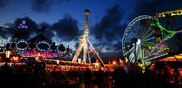 Christmas in Brighton