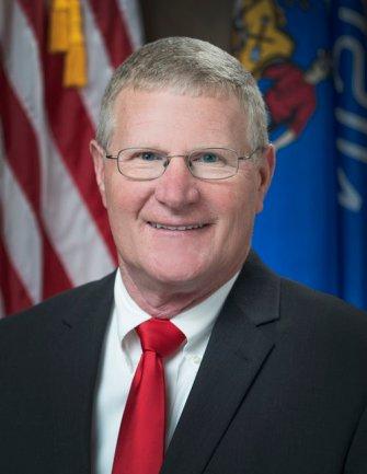 State Sen. Howard Marklein (R-Spring Green)