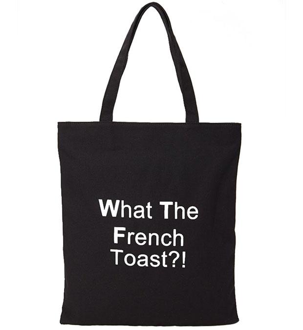 Exit voor de designertas? De invasie van de linnen tas - The Bag Hoarder