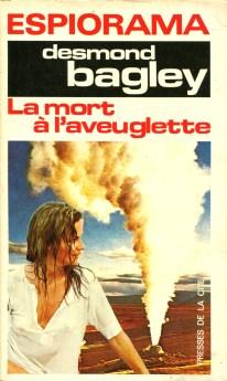 Desmond Bagley Running Blind - French Presse de la cité PB Imp. 1971