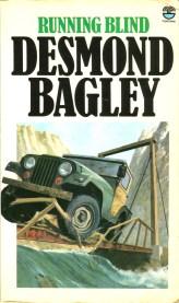 Desmond Bagley Running Blind - UK Fontana Collins 18th PB Imp. 1978