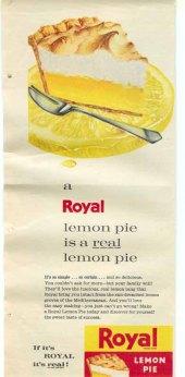 Royal Lemon Pie © normanweaver.com