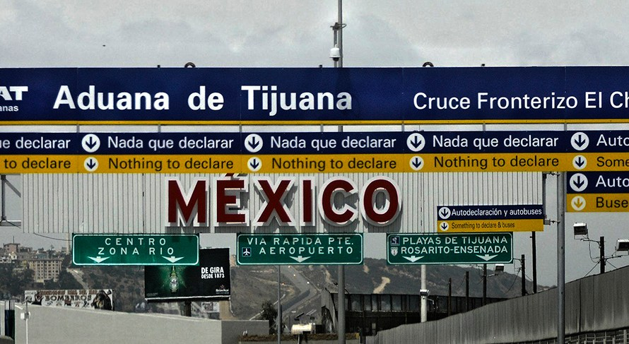 Decomiso histórico de 2.6 millones de dólares en Aduana EL Chaparral de Tijuana:  Jaime Bonilla