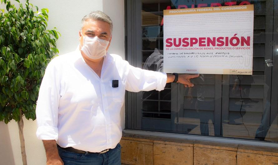 Cierran 12 empresas funerarias en BC por abusos, incineraciones deben costar menos de 7 mil pesos: Super-delegado Ruiz Uribe
