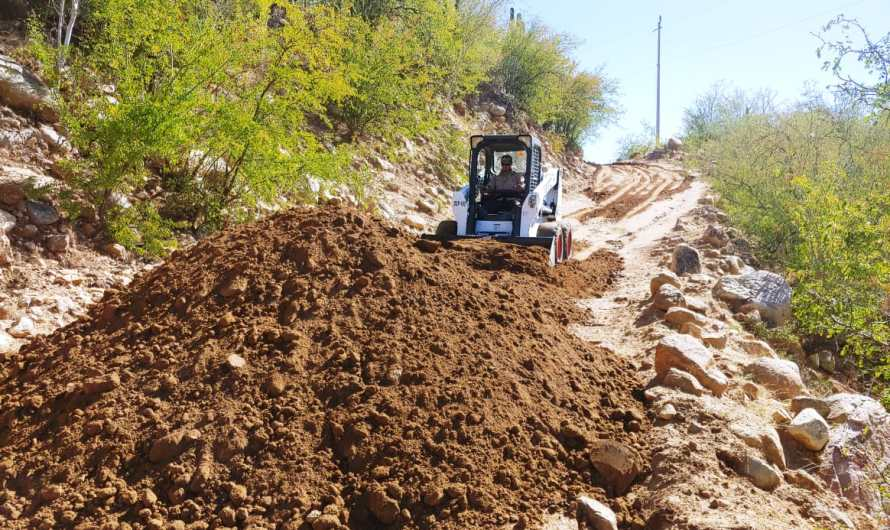 Fast advance of rural roads done by City Hall in Los Cabos, according to Mayor Armida Castro