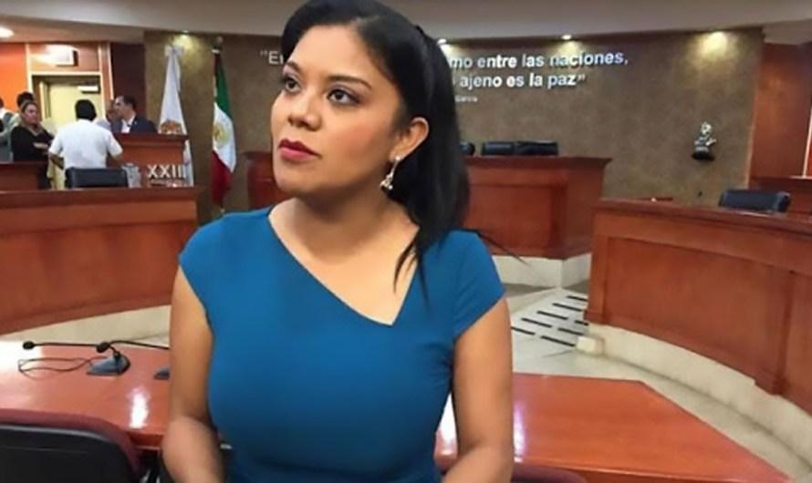Ofrece disculpas diputada Monserrat Caballero y asegura que se trabajará al máximo en los proyectos legislativos pendientes en BC