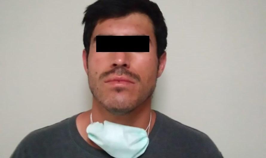 Detenido por entrar a la fuerza a golpear a un hombre en su casa, en Valle de Mexicali