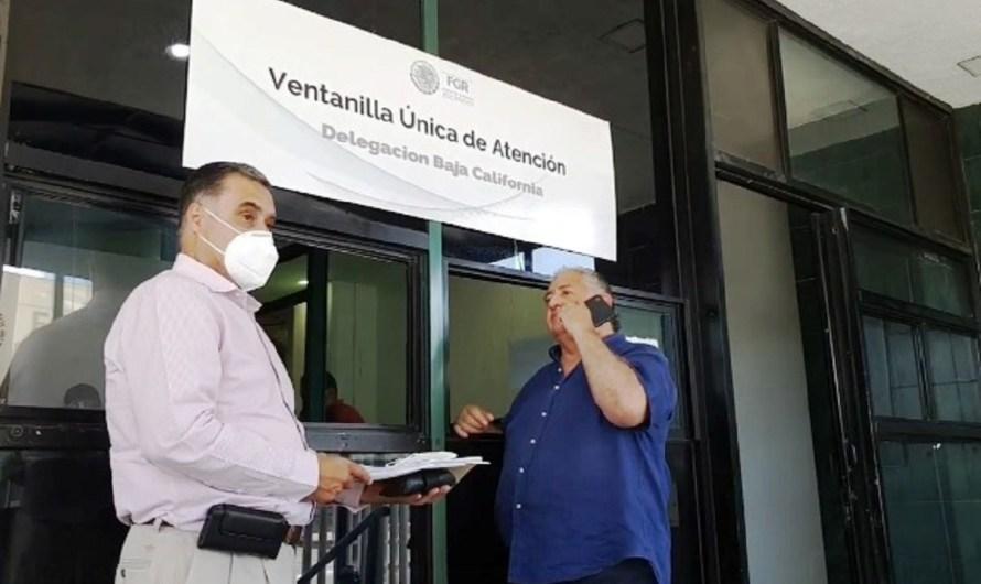 "Demanda Bonilla a autoridades federales por ""violento desalojo"" de la Caseta de Playas de Tijuana"