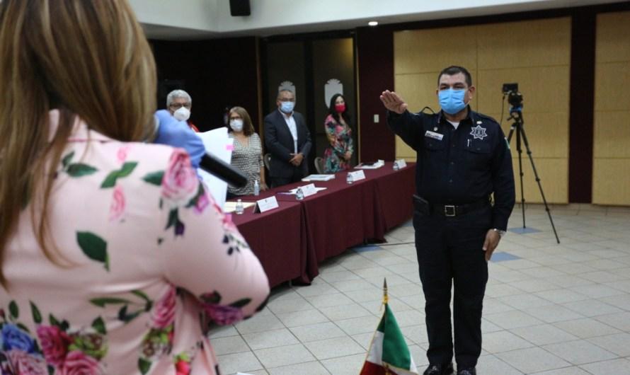Toma Posesión Alejandro Lora como nuevo Director de Seguridad Pública de Mexicali