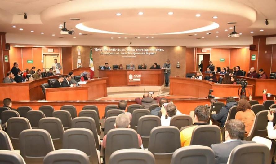 Acuerdan diputados de Baja California gestionar condonación en pago de agua a Asociaciones Civiles