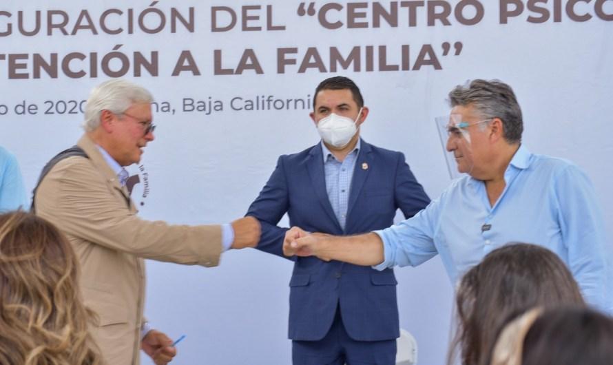 Reconce Ruiz Uribe el trabajo del Gobernador Bonilla para restituir el tejido social en polígonos de pobreza de Tijuana