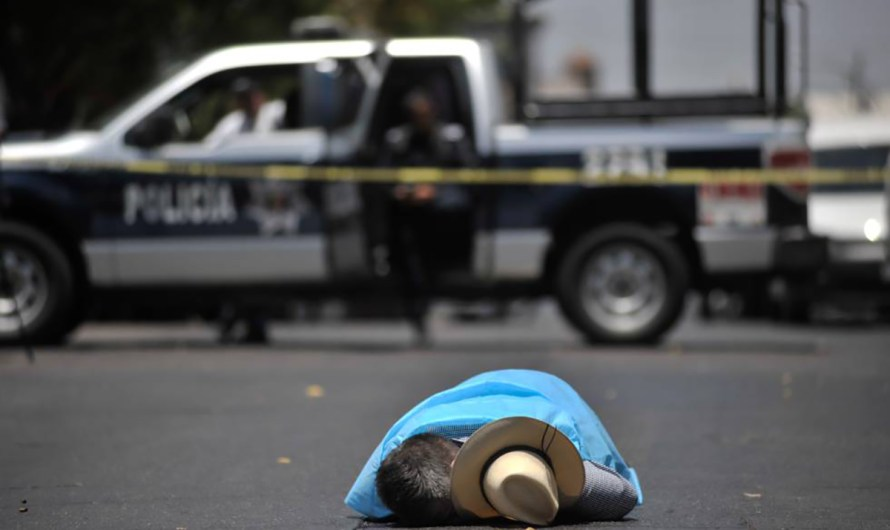 Homicides are up 1.5% in Mexico with 23 thousand 471 cases from January to August: National Stastistic Institute