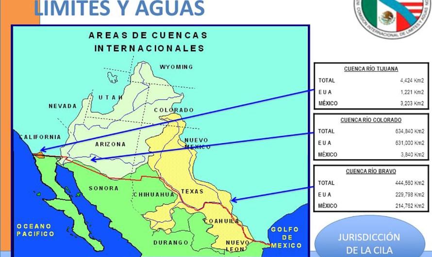 Lanza Gobierno de México campaña de información sobre el Tratado de Límites y Aguas de 1944 MEX-USA