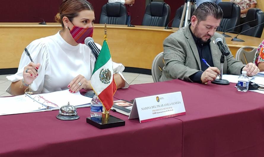 Analiza el Cabildo del 23 Ayuntamiento de Mexicali reapertura de parques y unidades deportivas