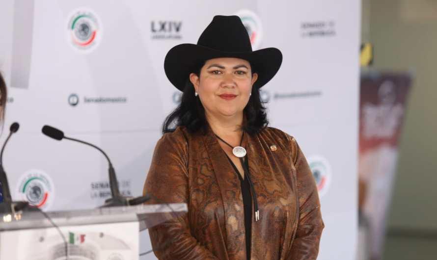 Demanda legalmente a Constellation Brands por violencia contra ella y su familia, la senadora Alejandra León Gatsélum