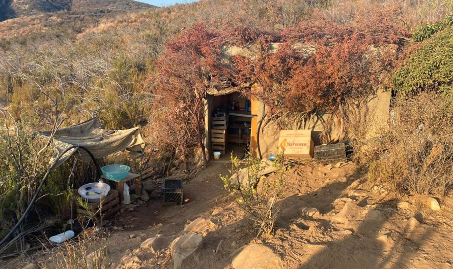 """Narcolab"" was located and shut down by the State Guard near Guadalupe valley"