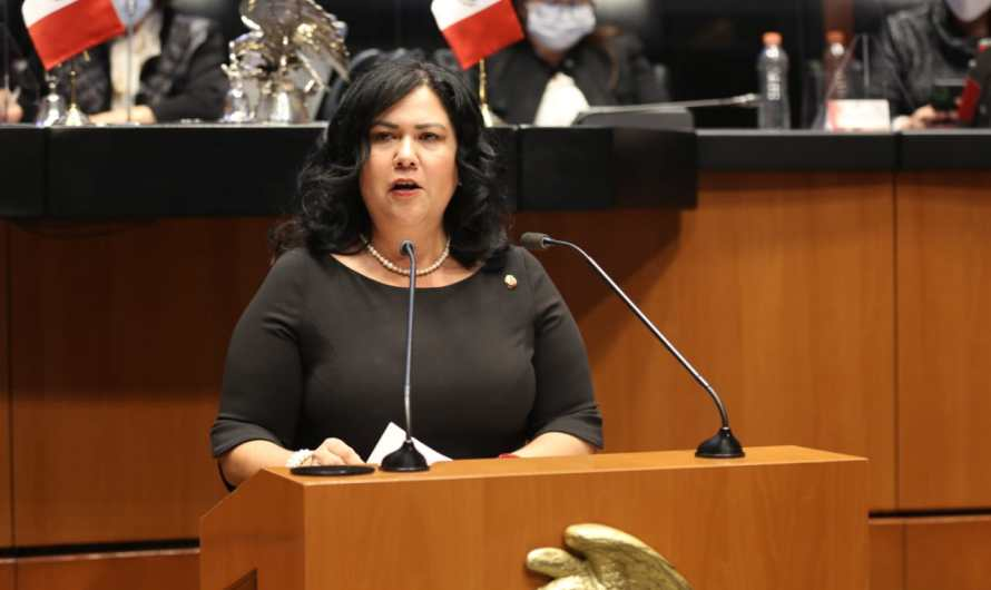 Propone las senadora Alejandra León Homologar los 32 Estados en una Ley General del Registro Civil