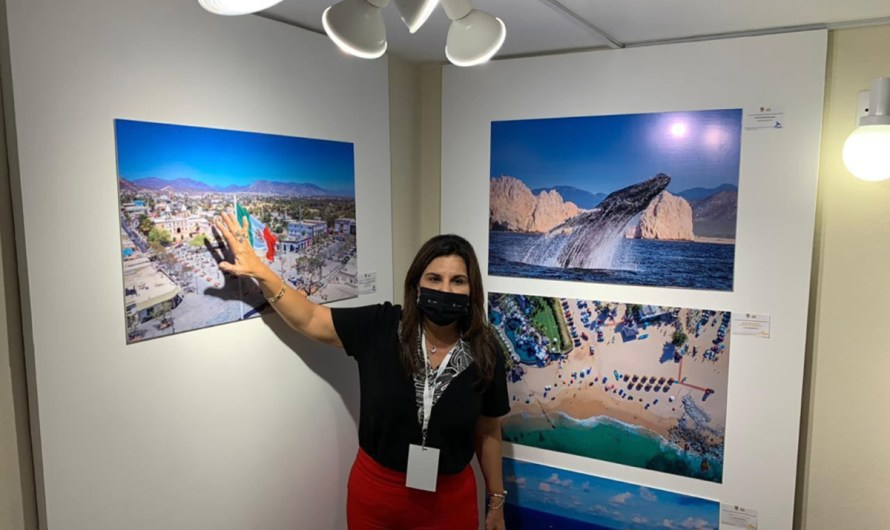 Los Cabos touristis attractions are part of the «Touristic Route through Mexico» photo exhibition
