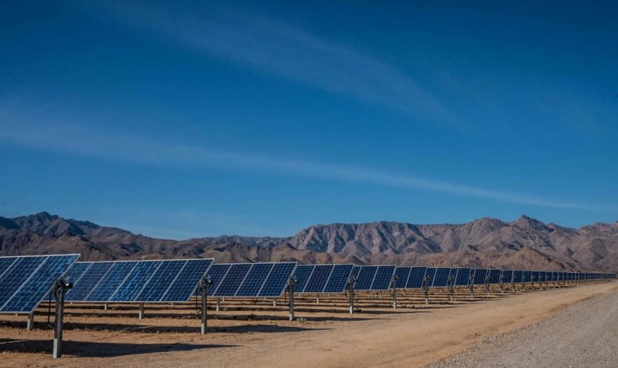 Asegura Gobernador Bonilla que defensores ecológicos apoyan la planta fotovoltaica en el desierto