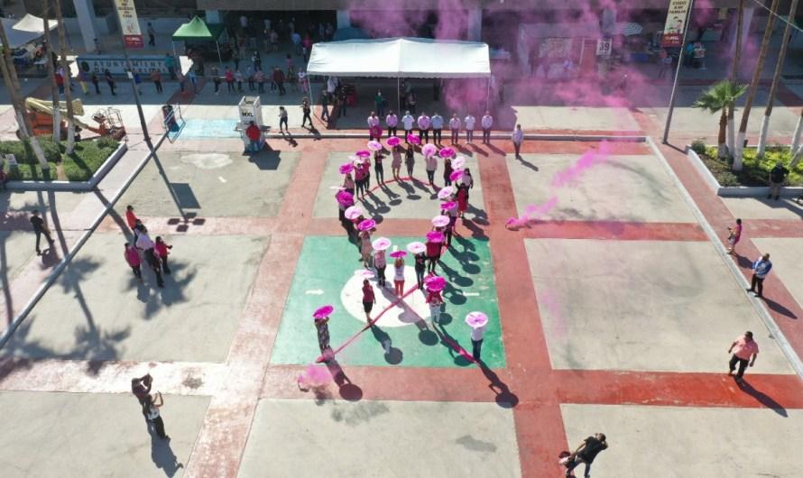 Conmemora alcaldesa de Mexicali el Día Mundial contra Cáncer de mama