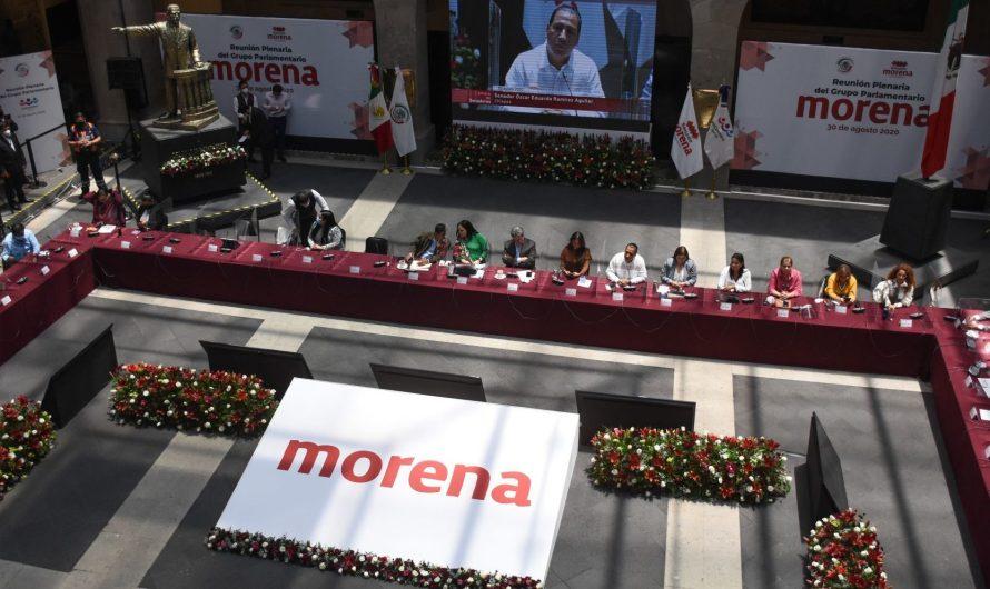 Proceso electoral 2021, un reto para MORENA después de dos años de desgaste
