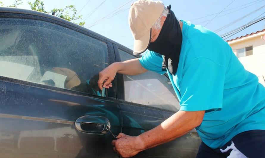 Recupera la GESI 21 autos robados en menos de 24 horas, informó Isaías Bertín Sandoval