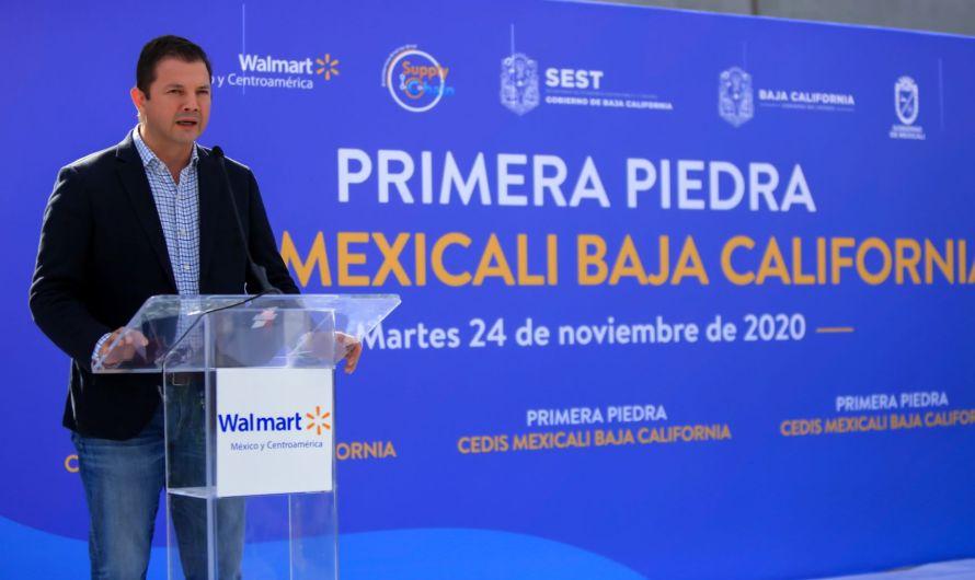 Elogia la SEST la inversión de mil 896 millones de pesos anunciada por  Walmart en Mexicali