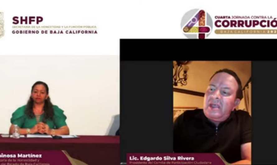 Integrantes del Sistema Estatal Anticorrupción rechazan a Edgardo Silva como Presidente del organismo
