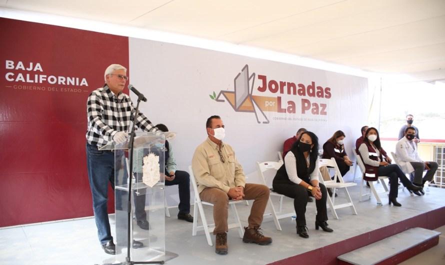 Invierte gobierno de Baja California 11 MDP en Ejido Plan Libertador de Cumbres de Rosarito