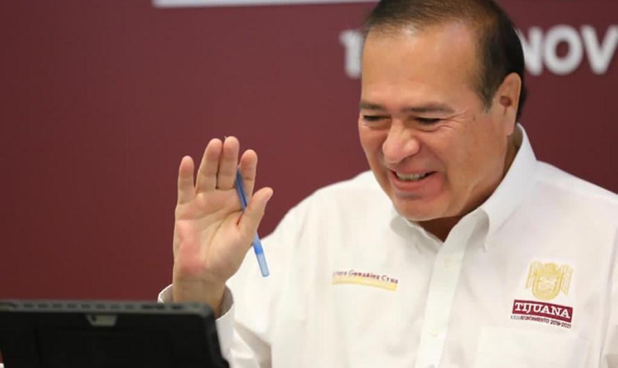 Negociará adeudo por cuotas con Issstecali el 23 Ayuntamiento de Tijuana, dijo Arturo González Cruz