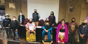 comunidades indigenas